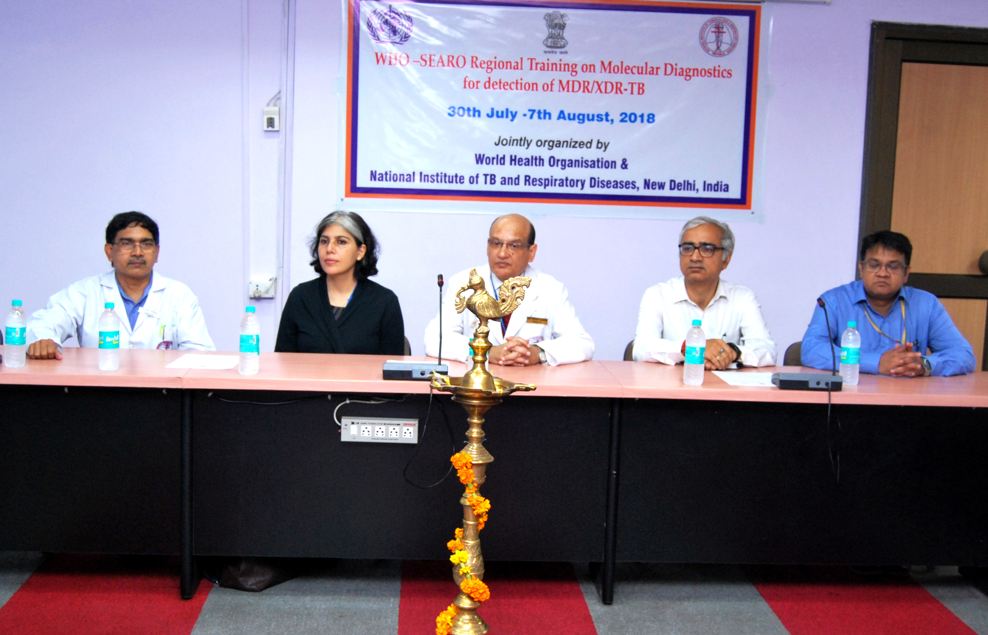 Inauguration_of_WHO_SEARO_training_30_July_2018_by_Dr_Mukta_Sharma_WHO